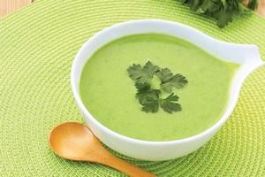 Пряный суп из фенхеля и лайма