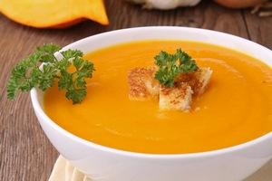 Суп из сладкого перца и сельдерея